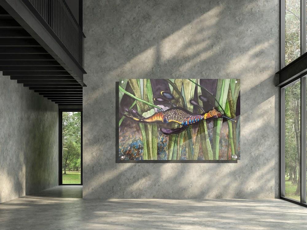 LeafySeaDragon02 acrylic