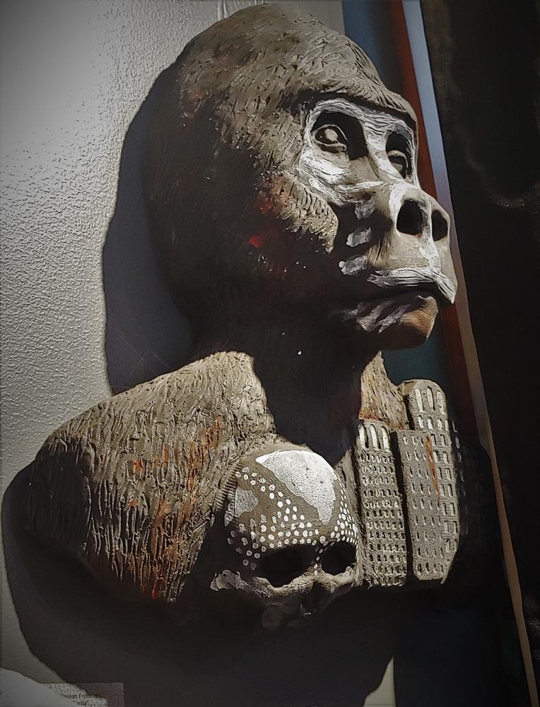 hannah gorilla 2