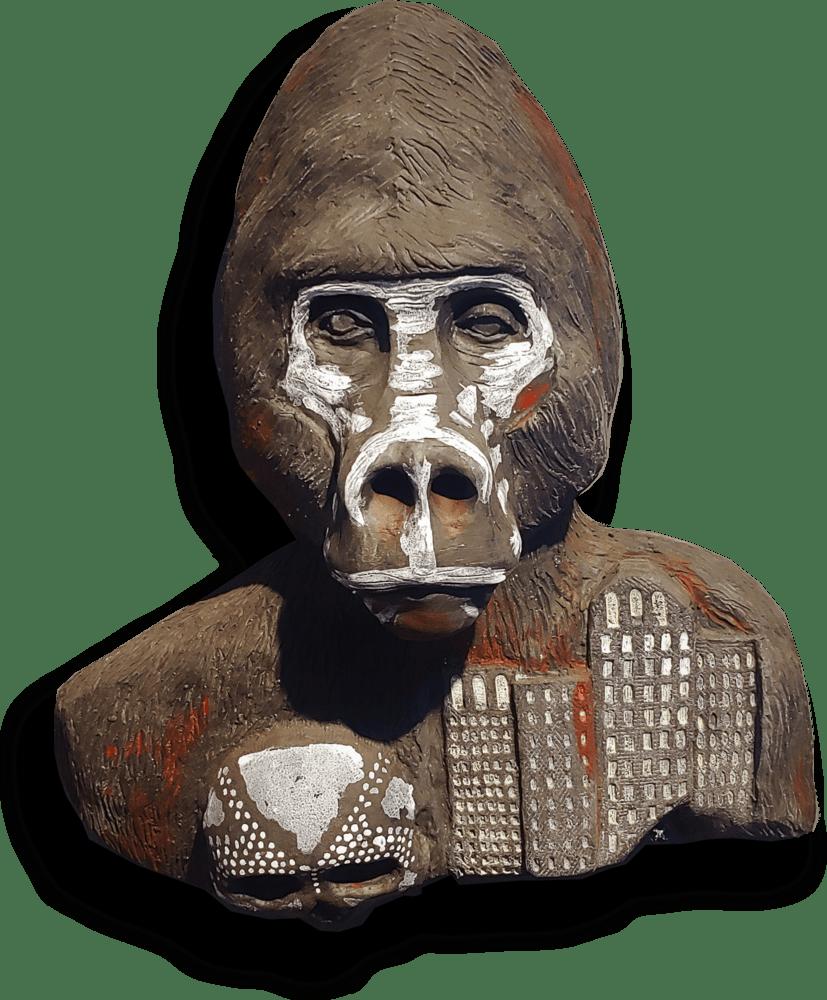 hannah gorilla for web