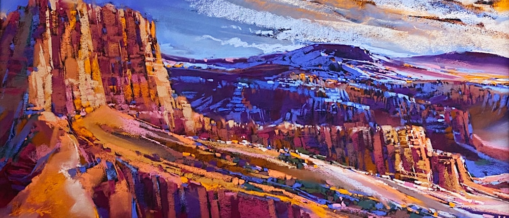 Bryce canyon shadows