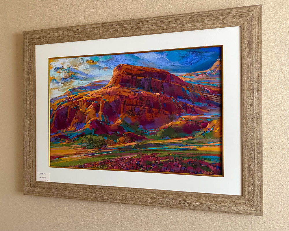 Bear Mountain Frame