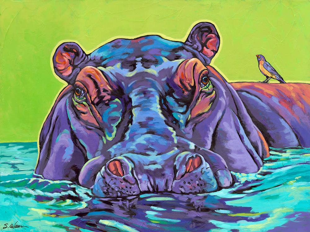 Hippo sm