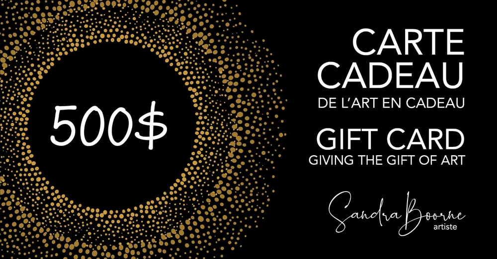 SB Gift Cards $500
