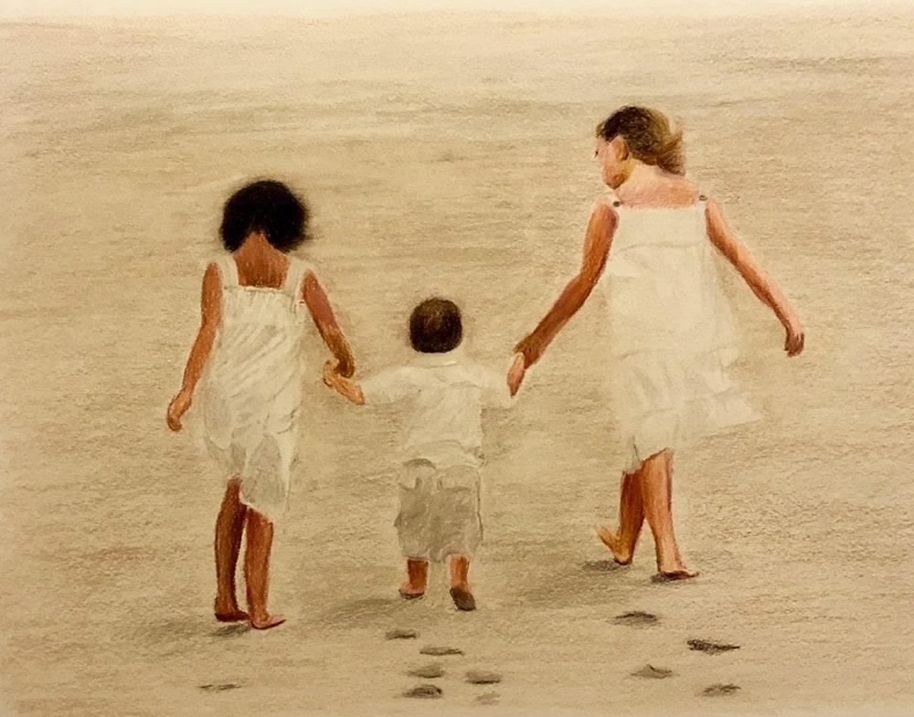 caj beach walkers