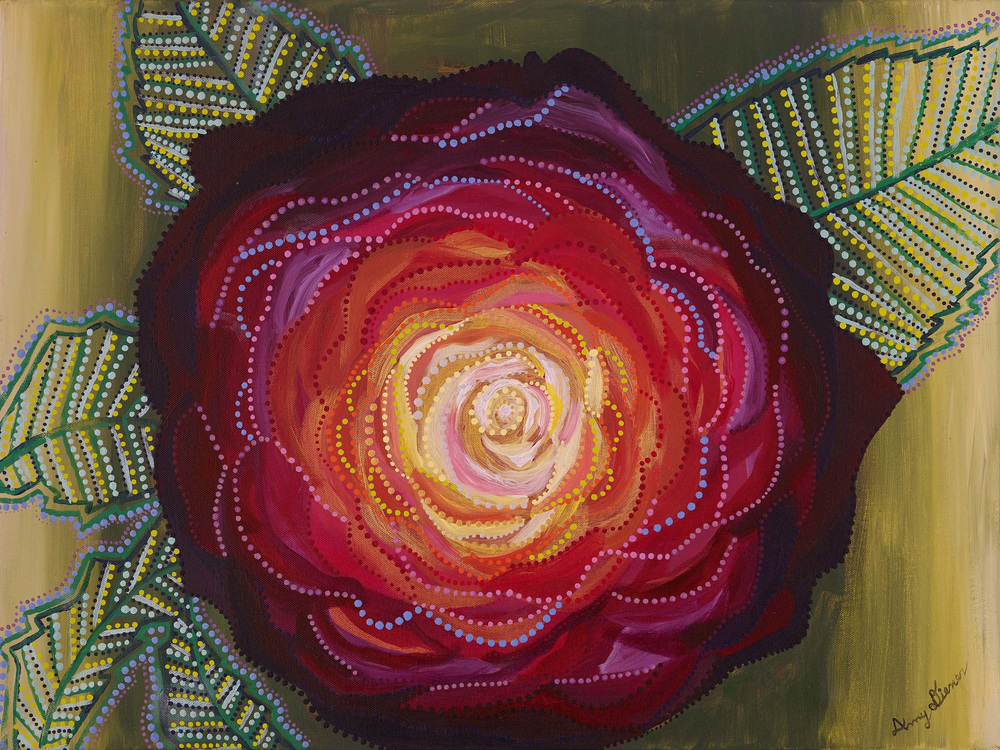 Red Rose min