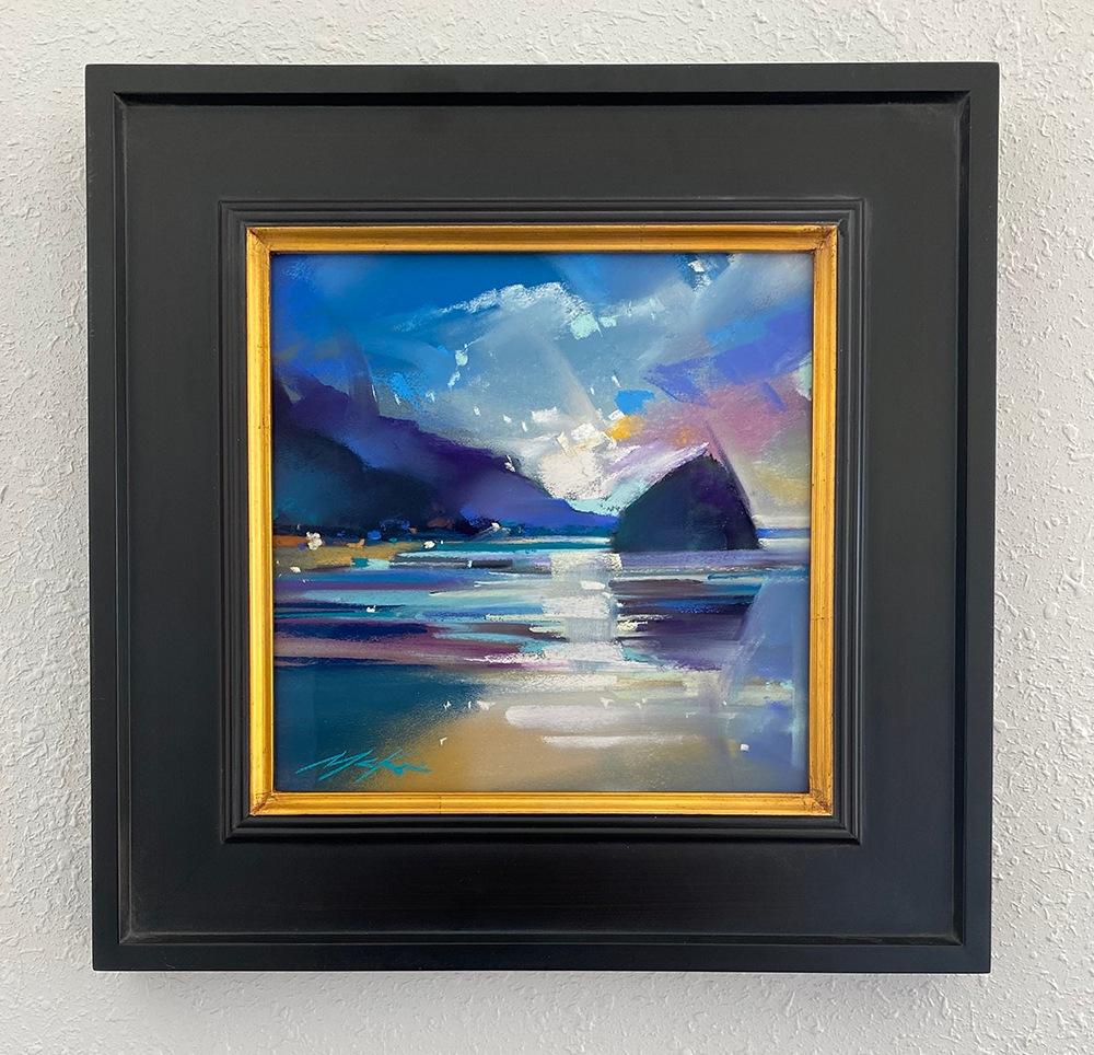 Oregon coastal study #1 frame