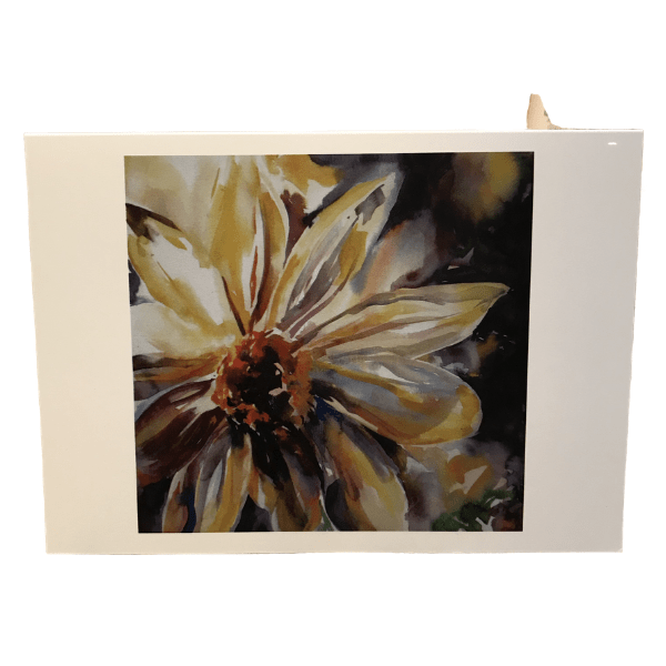 Arnica card   front