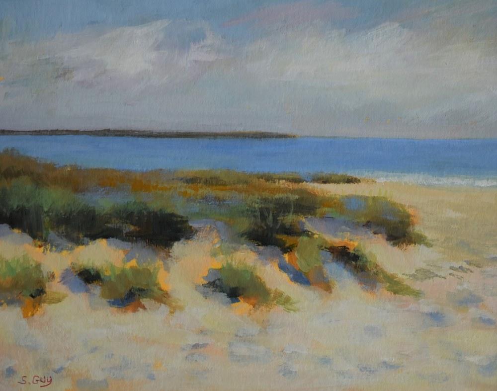 Eastern Shore   Original Acrylic
