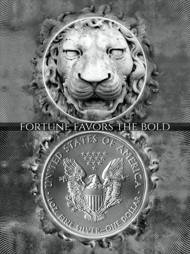Fortune favors the bold sm