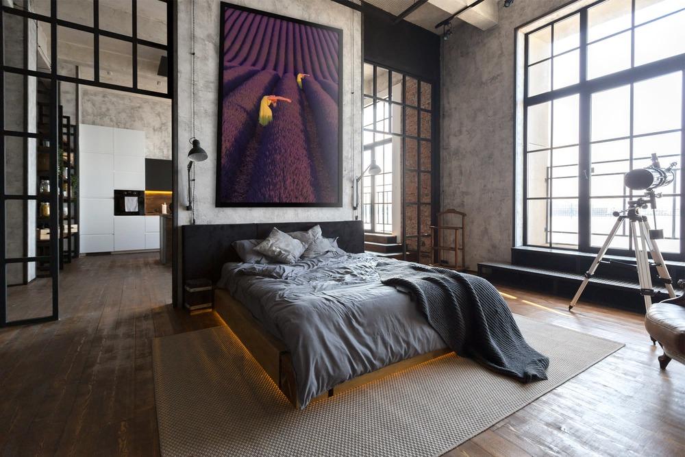 LavenderDreams Bedroom LuxLoft