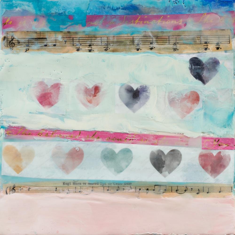 Online Art Gallery Sweet Devotion 8 x 8