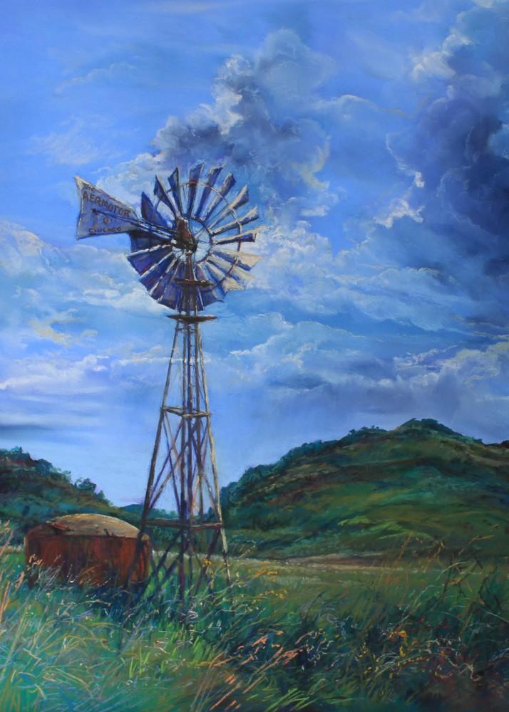 A Breath of Wind 18x18p2010 card crop