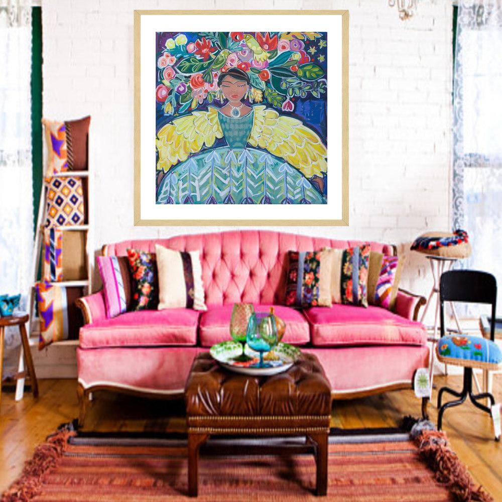 Frida room