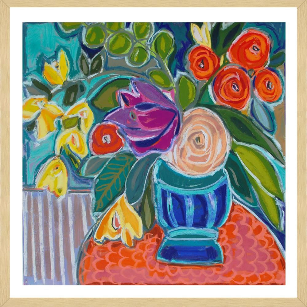 fiori darancio frame