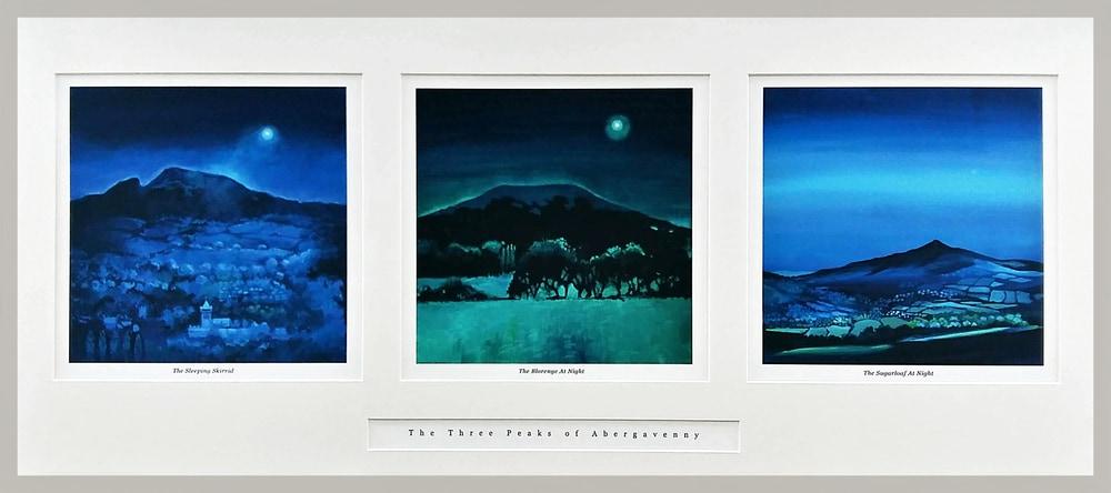 Three peaks Light grey frame copy