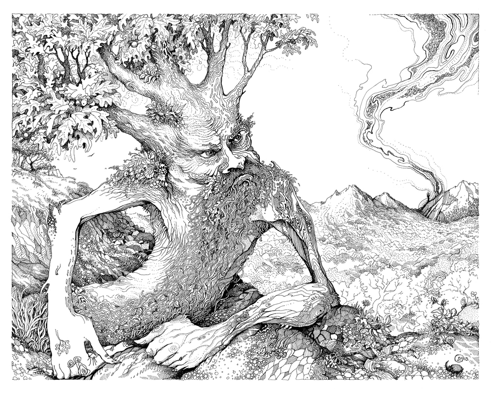 Treebeard LyubaBogan P&I LEP