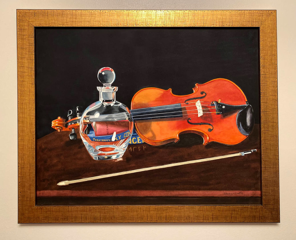 The Masters Violin