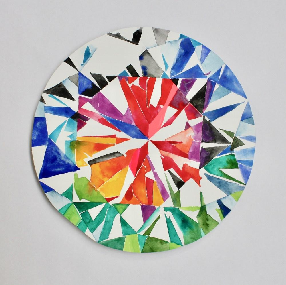 'Kojin' Brilliant cut Diamond