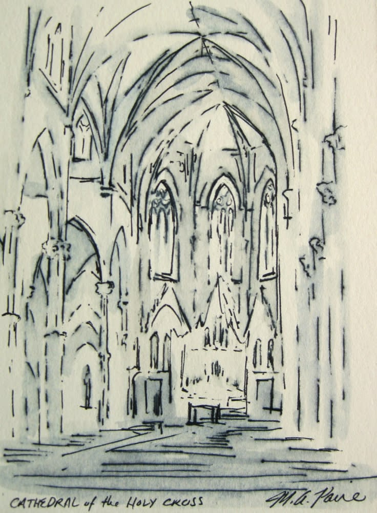 CathedralHolyCross
