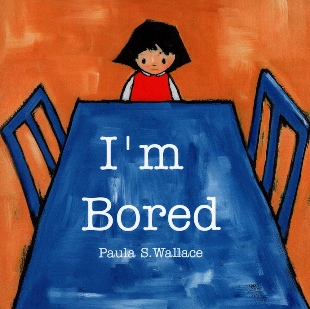 Book Im Bored
