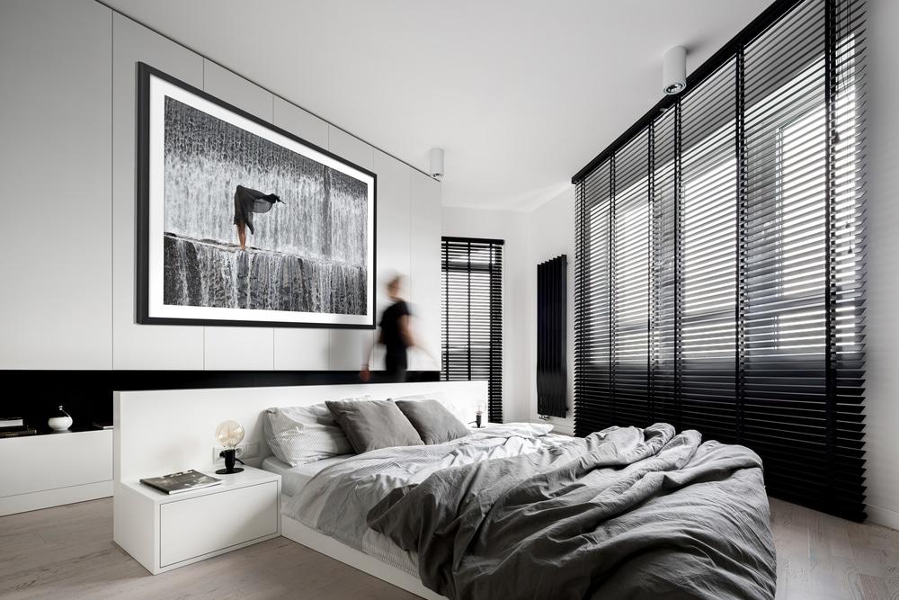 YinAndYang 72x48 Bedroom