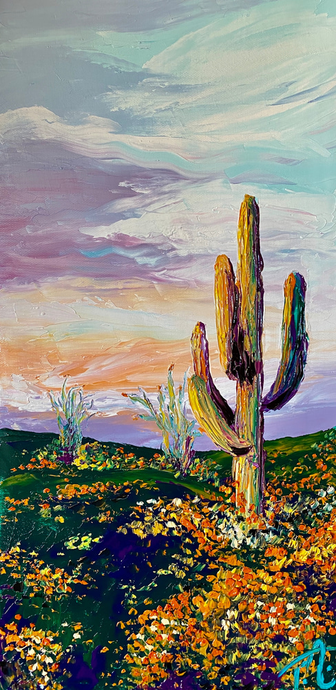 NicoleTessa Saguaro in Solitude 10x20 675