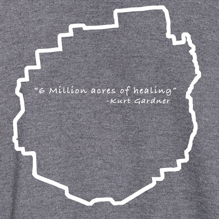 Darker heather sweatshirt healing1
