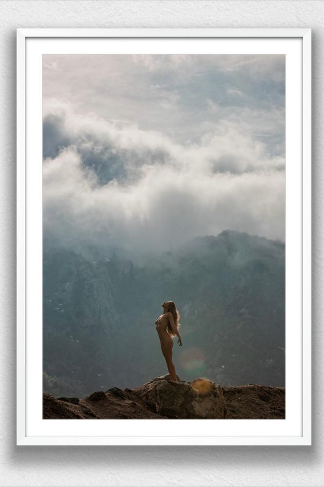 Celestial Callings 48x72 framed
