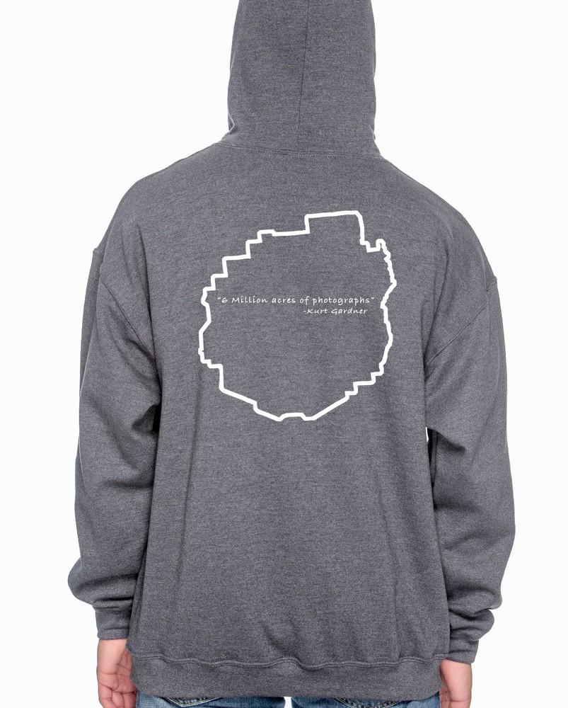 Darker heather sweatshirt Photo