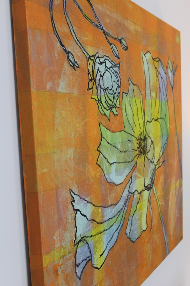 Orange Flower IMG 9331