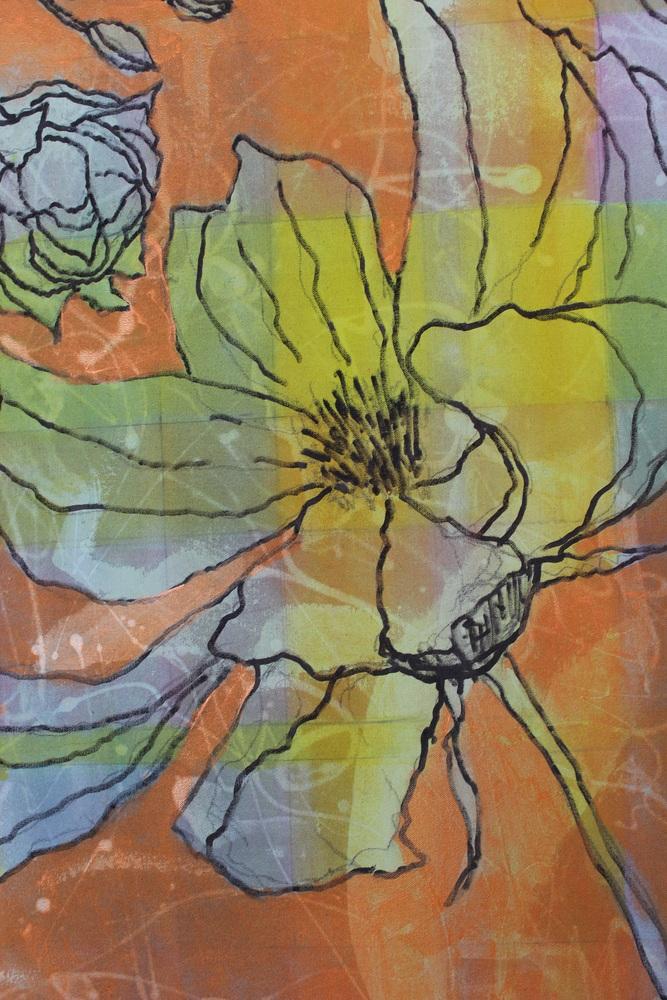 Orange Flower IMG 9336