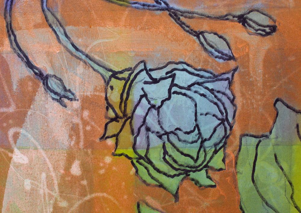 Orange Flower IMG 9335