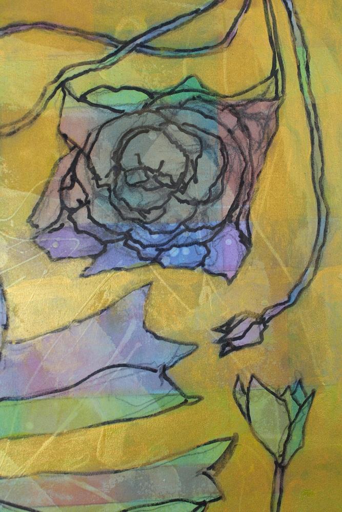 Gold Flower IMG 9341