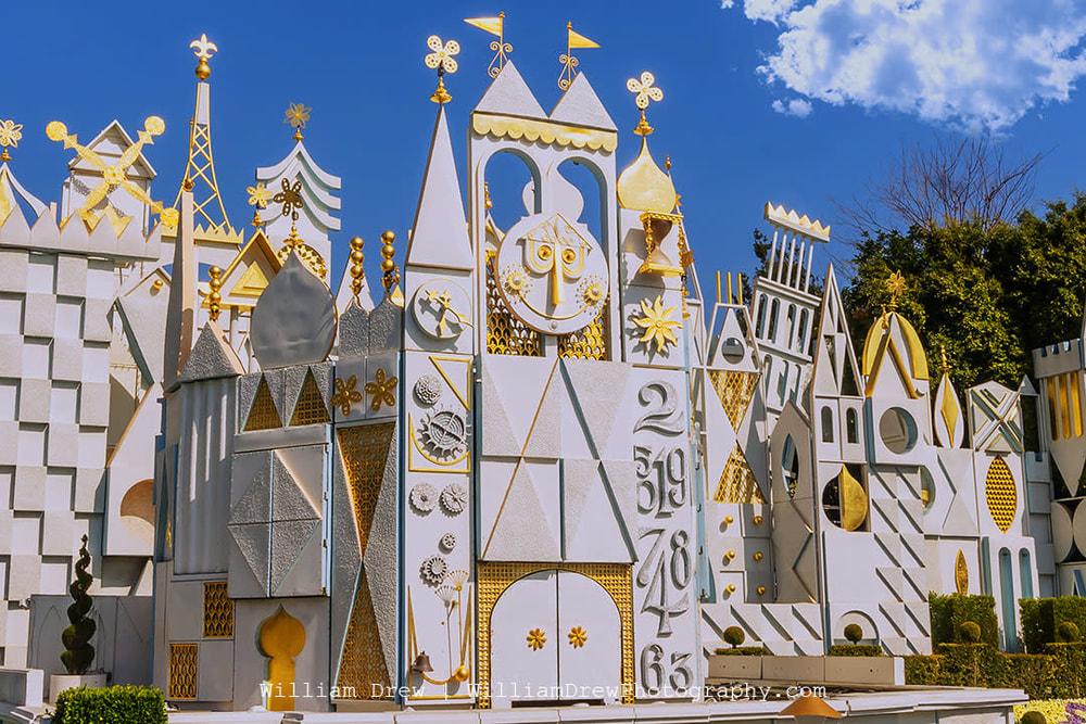 Small World Disneyland sm