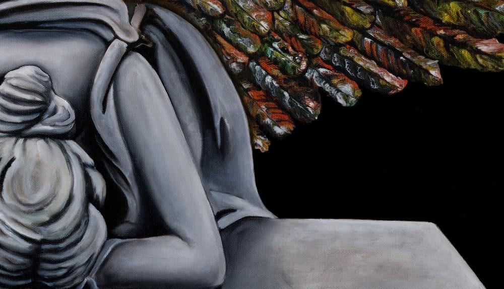Risen Angel Detail 2