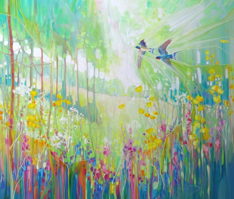 Abundance by Gill Bustamante d2 S