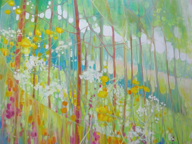 Abundance by Gill Bustamante d3 S
