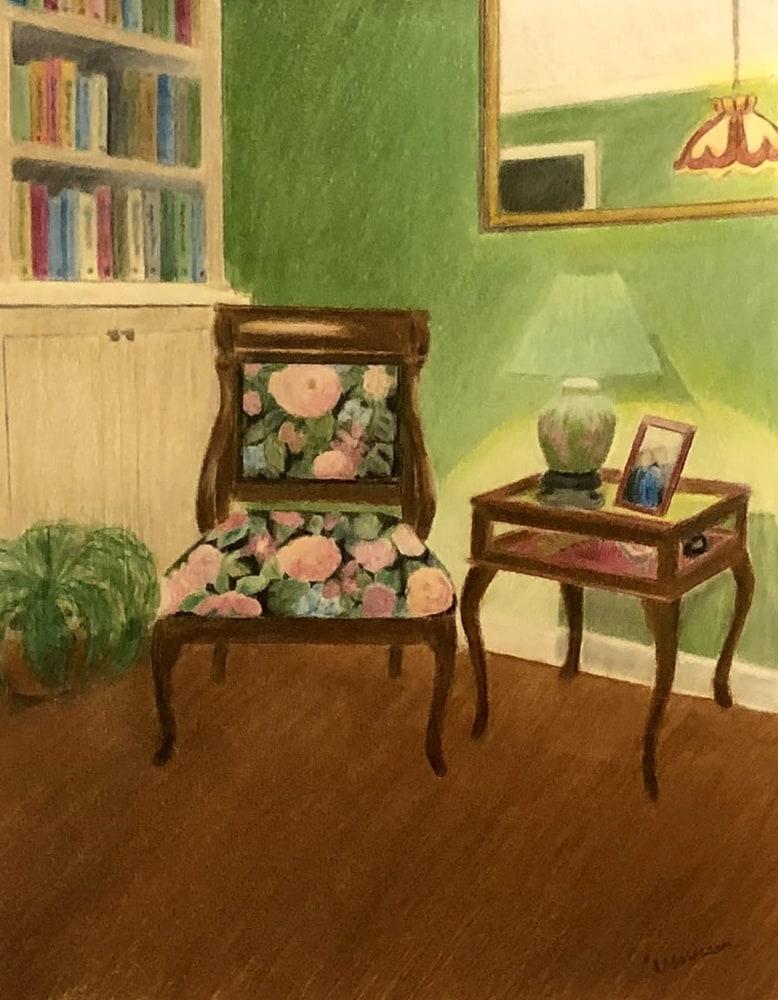Antiqe Chair
