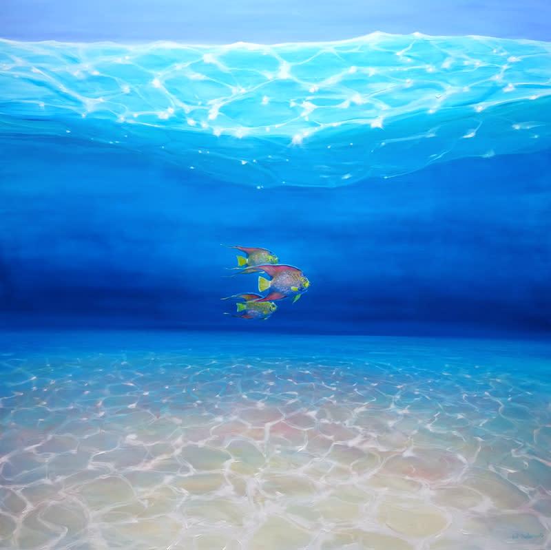 Blue Sea Angels Ride Again 72 S