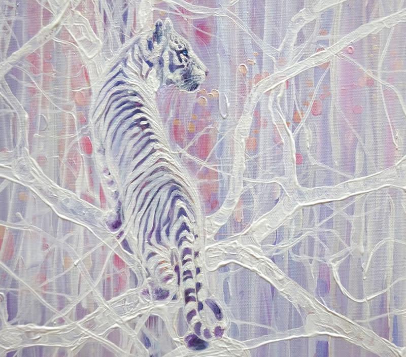 white tiger white world d3 S