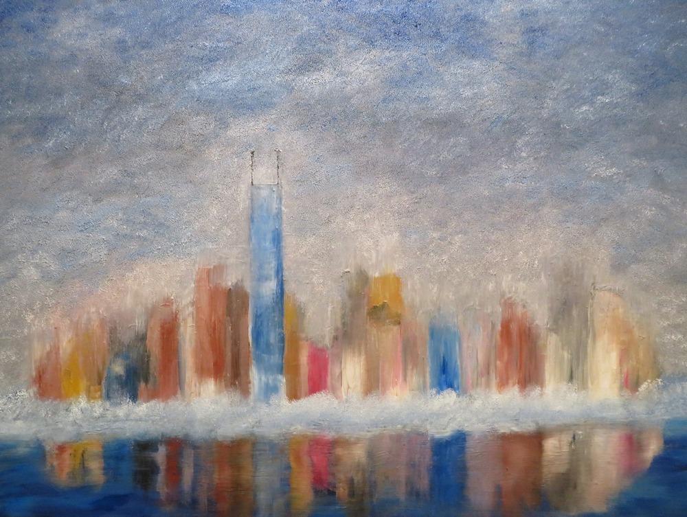 Chicago Skyline InPixio