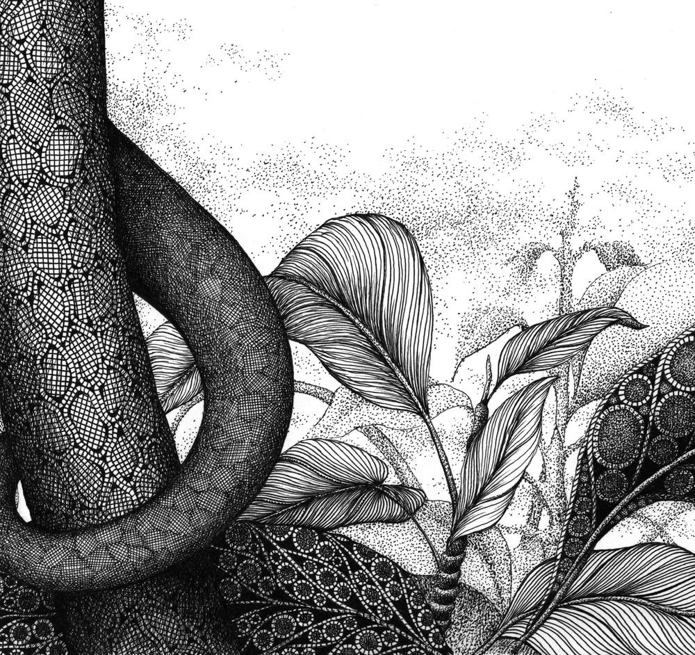 porcupine (Is This Far Enough?) detail2