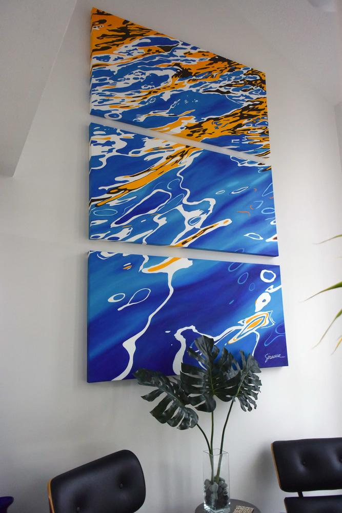 Siraucsa   High Tide   3x 30x60