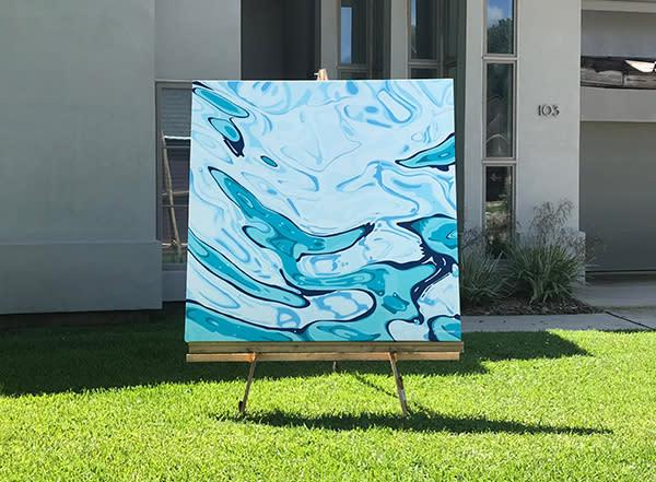 Front Yard Art Gallery still