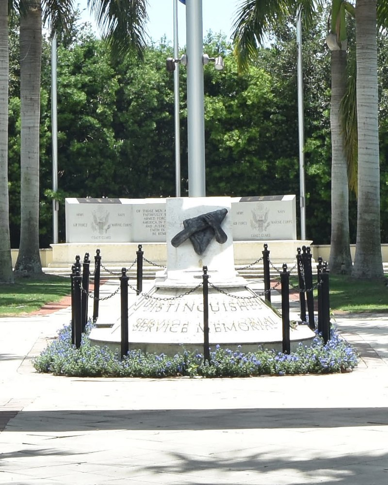 Above and Beyond - A Cast Bronze Sculpture at Stuart Memorial Park