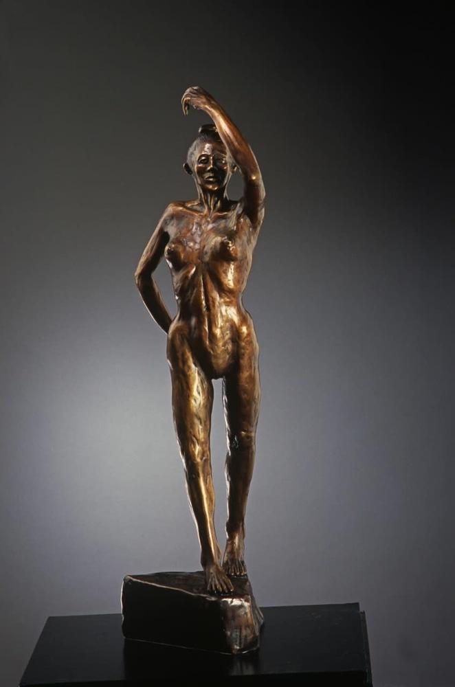 Flamenco Dancer - Fine Art Cast Bronze Sculpture - Eduardo Gomez