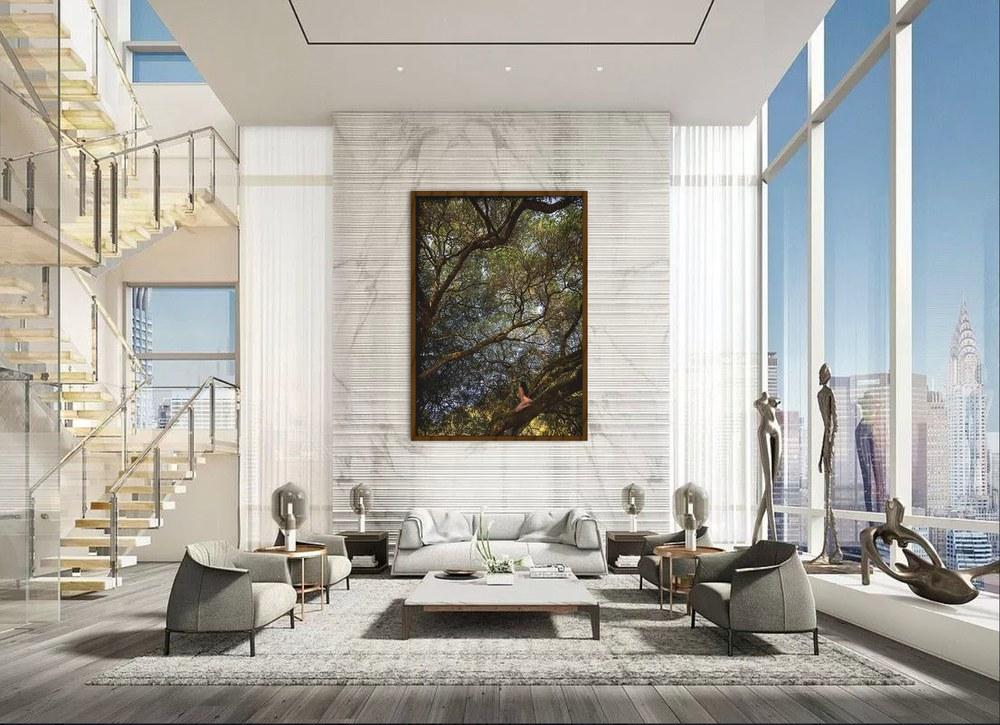 CW NYC Penthouse AsAboveSoBelow