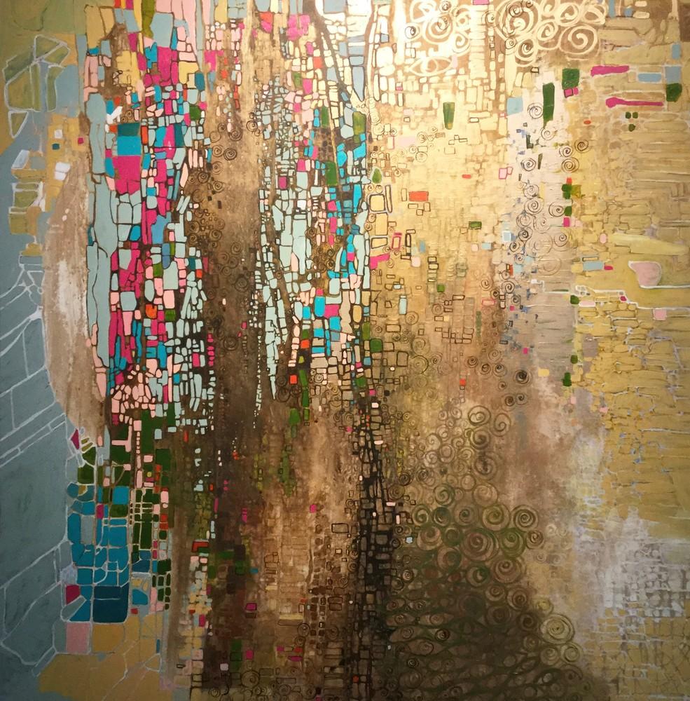 Breaking Through By Debra Ferrari, The Adler Collection