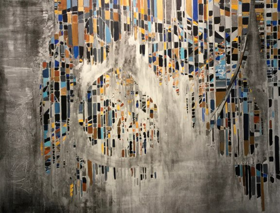 Reclamation By Debra Ferrari, The Adler Collection