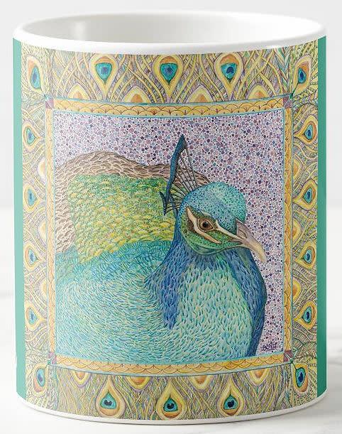 indian peafowl LG AQUA